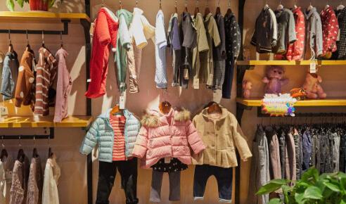 品牌童装加盟店