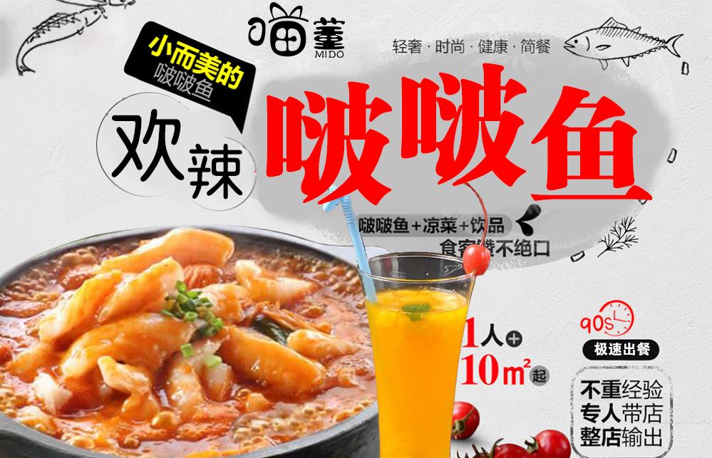 喵董欢辣啵啵鱼加盟