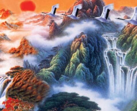 宏雅轩全景画加盟图片