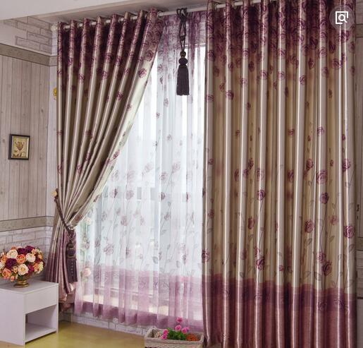 红阔窗帘加盟图片