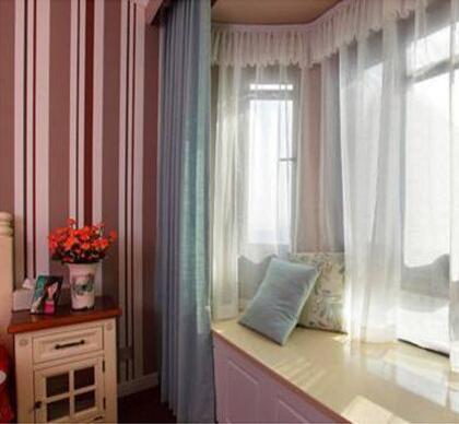 莫扎特窗帘布艺加盟图片