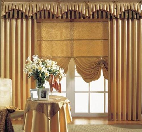 帝莎窗帘加盟图片