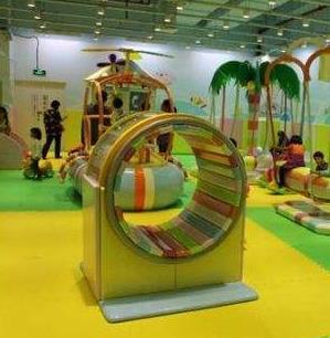 哈哈岛儿童乐园加盟图片