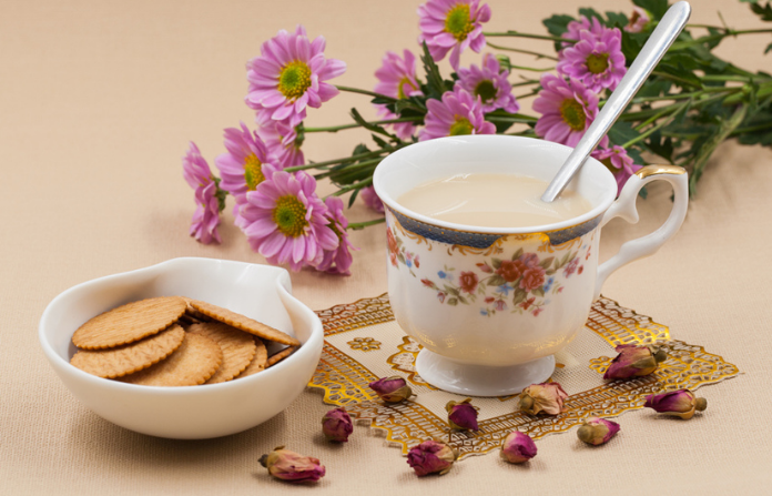 桂源铺港式奶茶