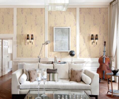 家来福窗帘墙布加盟图片