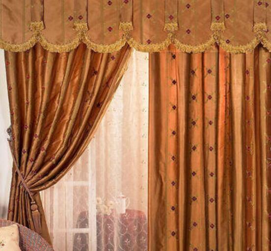 法国欧尚窗帘加盟图片