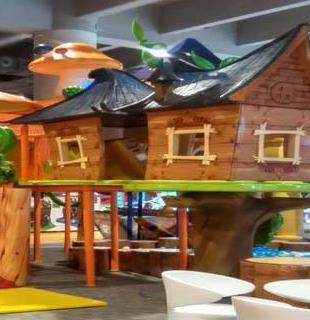 智贝儿童乐园加盟图片