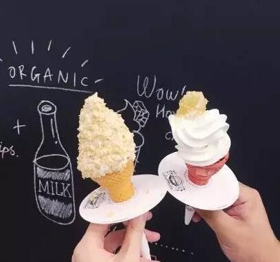 SOFTREE蜂巢冰淇淋