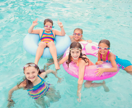 海乐游婴儿游泳馆加盟图片