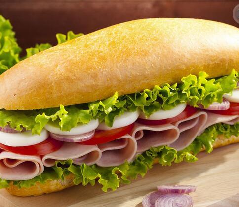麦香基快餐加盟图片