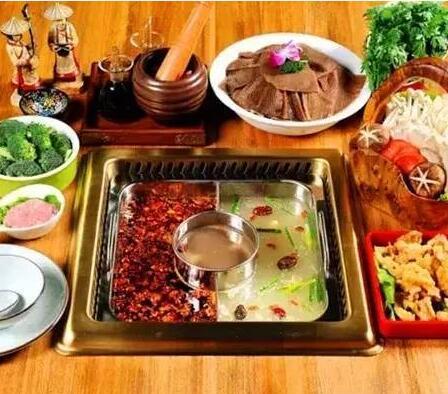 杭州川味观火锅加盟图片