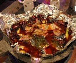 重庆魔石咕噜鱼加盟图片