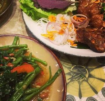 越来悦越南菜主题餐加盟图片