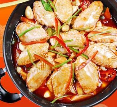 烹享焖锅加盟图片