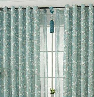 木棉花窗帘
