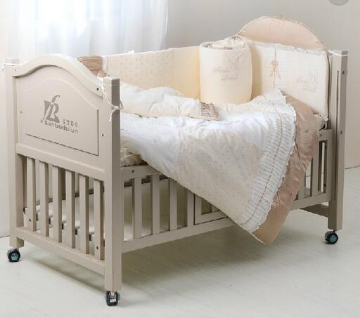 圣宝度伦婴儿床