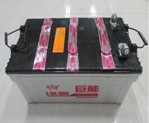 巨能蓄电池加盟图片