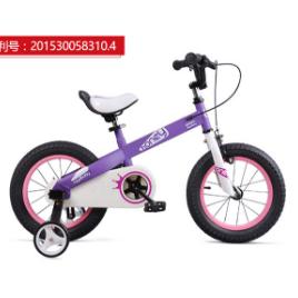 优贝儿童自行车加盟图片