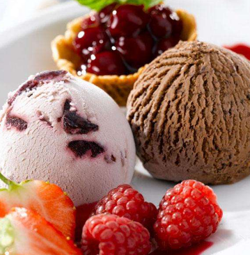 皇家冰团冰淇淋加盟图片