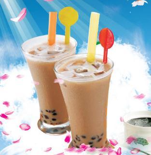兴隆奶茶加盟图片