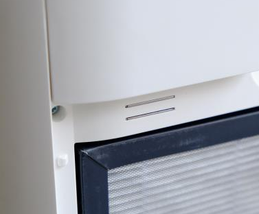 小趣空气净化器加盟图片