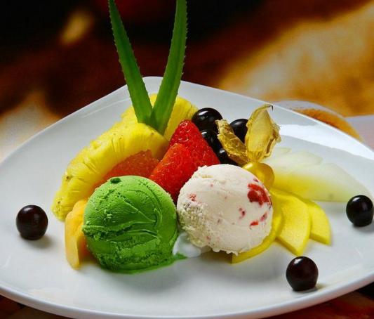 优密冰淇淋甜品加盟图片