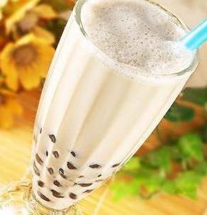 欣星珍珠奶茶原料加盟图片