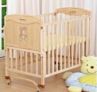 笑巴喜婴儿床加盟图片