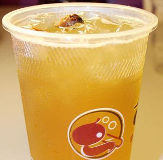 艾哈得奶茶加盟图片