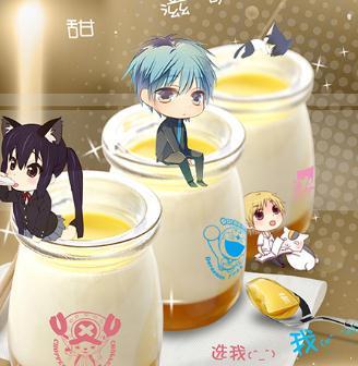 77动漫奶茶饮品加盟图片