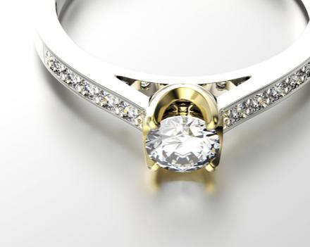 每克拉美钻石加盟图片