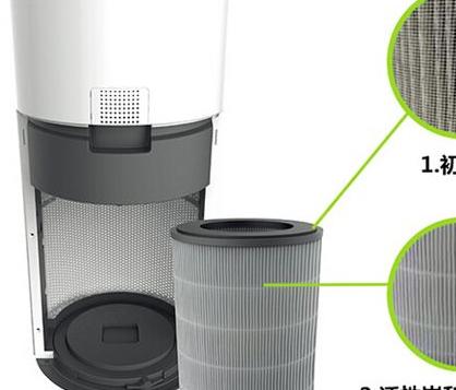 胡佛空气净化器加盟图片