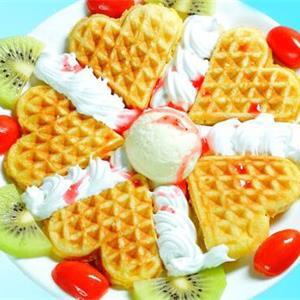 雪冰冰冰淇淋加盟图片