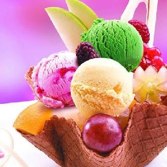 圣冰斯冰淇淋加盟图片