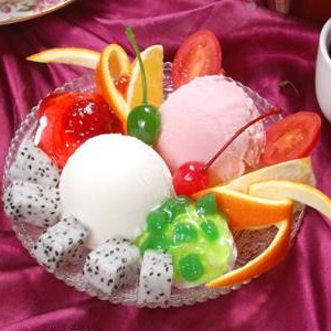 悦华冰淇淋加盟图片