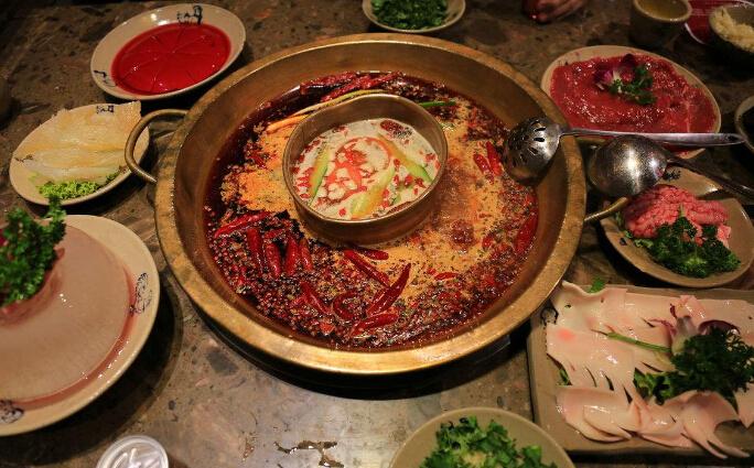 金三峡火锅