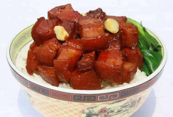 大食头红烧肉饭