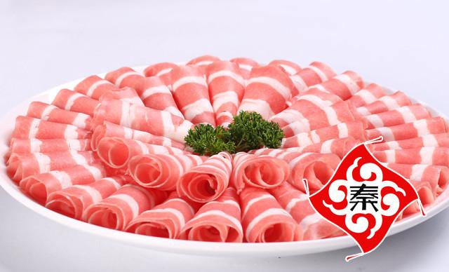 重庆秦妈火锅菜品