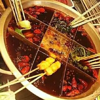 唐记煌串串香火锅