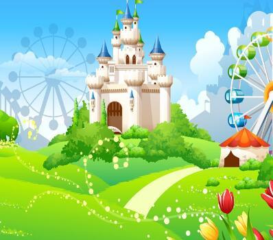 童话森林儿童乐园加盟