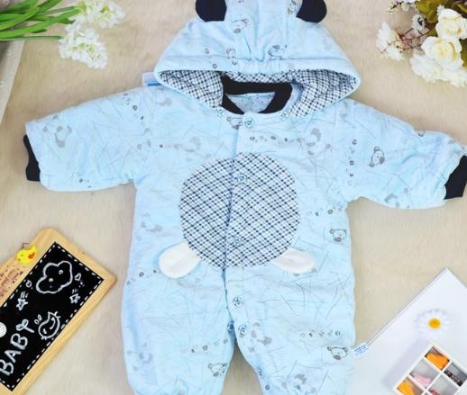 心喜小鸭婴幼儿服装