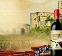 诗尼格红酒加盟图片
