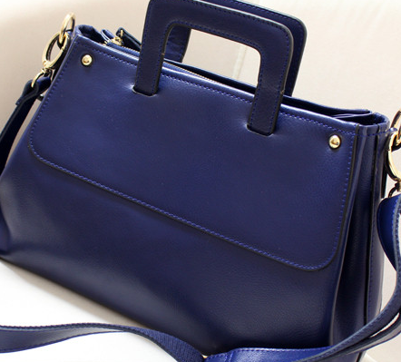 蓝色心情包包