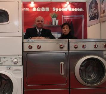 速比坤自助洗衣机加盟图片