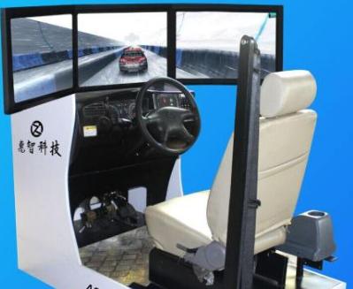 驾8汽车模拟器加盟