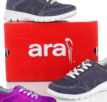 ara鞋子加盟