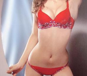 露诗媚文胸加盟图片