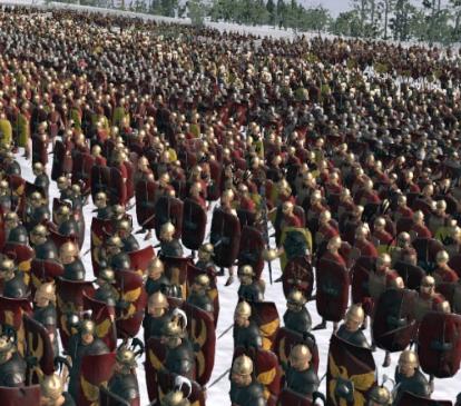 罗马战争加盟图片