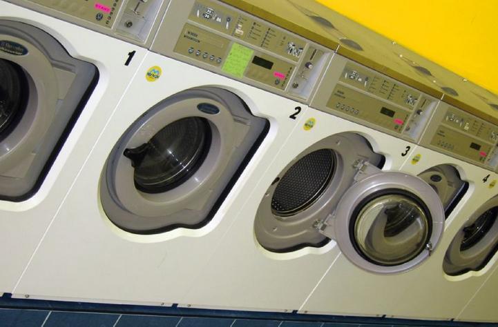 奇强自助洗衣机加盟