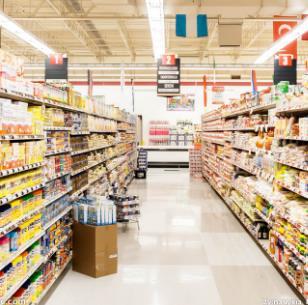 万家超市加盟图片